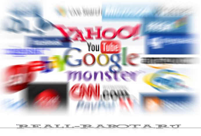 Самые популярные сайты в мире