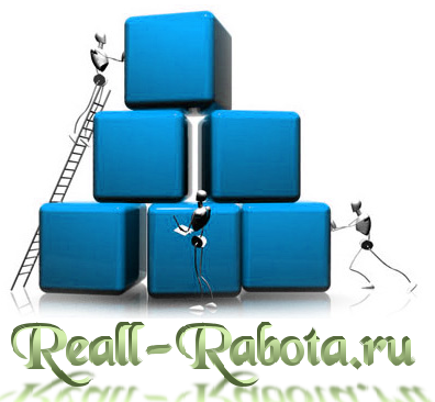 Создание структуры блога